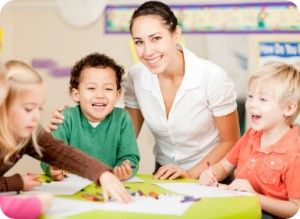 Who should pay the cost for child care?