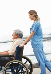 Study the Cert II in Aged Care or the Cert III in Home and Community Care to receive incentives from the ACETI program