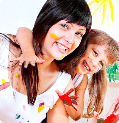 Mothers can get into flexible work in child care, bookkeeping, and aged care
