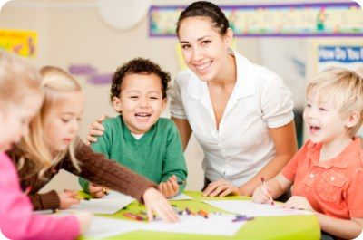 You can work in the Child Care industry with the Cert III in Early Childhood Educaiton and Care