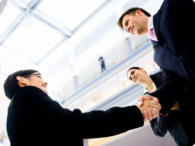 Follow up with your contacts to create relationships
