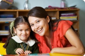 Childcare educators are being encouraged take up courses like the Cert II in Early Childhood Education and Care