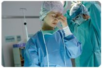 Surgeons deal with large amount of stress after years of extensive training
