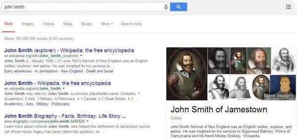 Google your own name to see if embarrassing information exists about you
