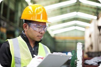 What does a work health and safety professional do?