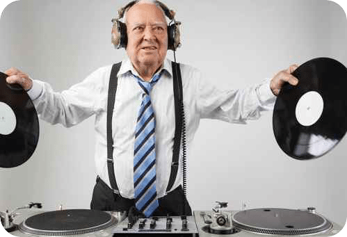 Senior adults benefit a lot from music and memory games