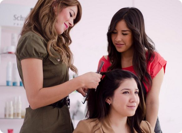 Hairdressers, Beauty Therapists and Trainers in Australia